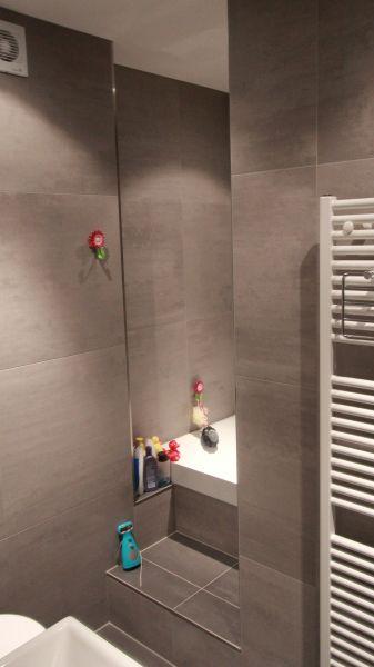 20170316 151841 mooi badkamers groningen - Bruine en beige badkamer ...